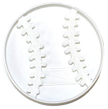 Baseball Ball Softball MLB Major League Sport Cookie Cutter 3D Printed U... - $2.99