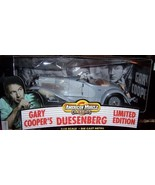 Gary Cooper Duesenberg Limited Edition Ertl Collectible Car American Mus... - $55.00
