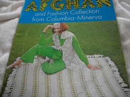 Afghan and Fashion Collection from Columbia-Minerva - $6.00