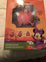 Disney Minnie Mouse Pumpkin Decorating Kit - €12,31 EUR