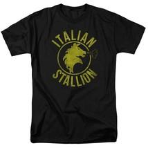 The Italian Stallion Rock Balboa Philadelphia Boxer Tee Retro 70s 80s MGM209 image 1