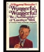 Wunnerful Wunnerful, The Autobiography of Lawrence Welk - $6.00