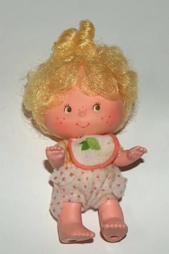 Vintage Strawberry Shortcake Doll Ada