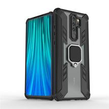 Bakeey for Xiaomi Redmi 9 Case Armor Magnetic with Finger Ring Stand Shockproof  - $15.99