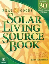 Real Goods Solar Living Source Book--Special 30th Anniversary Edition: Y... - $6.95