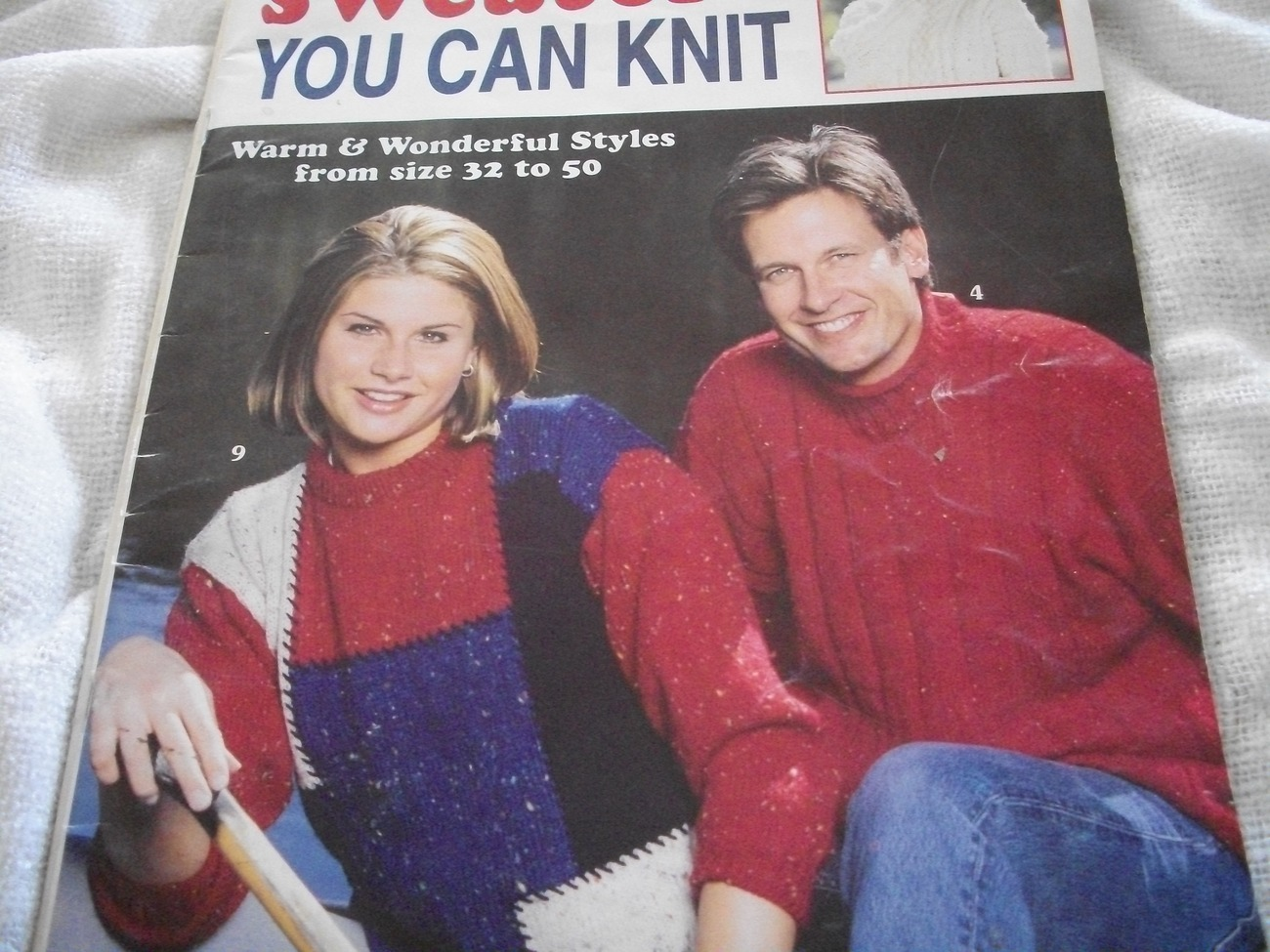 Primary image for Sweaters You Can Knit