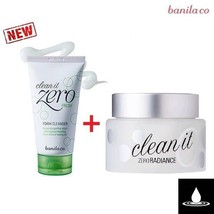 Banila Co Cl EAN It Zero Foam Cl EAN Ser Fresh 150ml + Cl EAN It Zero Radiance 100ml - $19.20+
