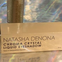 Natasha Denona Chroma Crystal Liquid Shadow ZONE *brand New In Box*