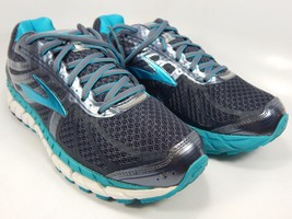 Brooks Ariel 16 Women's Running Shoes Size US 9.5 M (B) EU 41 Blue 1202191B453