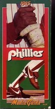 PHILADEPHIA PHILLIES MEDIA GUIDE 1985 G - $18.62