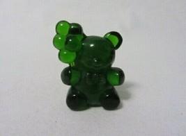 Boyd Glass Dark Green Patrick Balloon Bear Figurine B In Diamond - $8.99