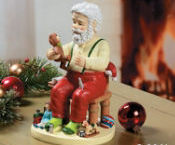 Primary image for Santa Toy Maker  Christmas Tabletop Decoration