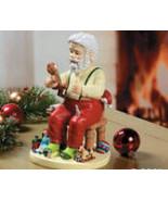 Santa Toy Maker  Christmas Tabletop Decoration - $19.95