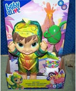 "Baby Alive DINO CUTIES Boy Doll 10.5""H New - $18.50"