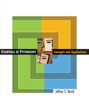 Essentials of Psychology: Concepts and Applications Nevid, Jeffrey S. - $3.12