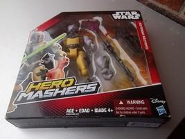 Star Wars Hero Mashers Garazeb Orrelios Action Figure - $12.37