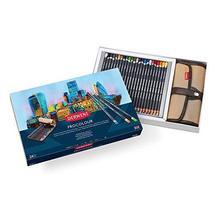 Derwent Colored Pencils, Procolour Pencils, Drawing, Art, Gift Set Penci... - $69.29
