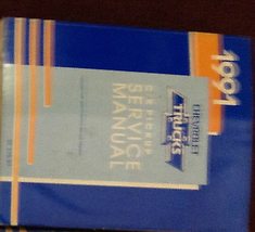 1991 CHEVY CK TRUCK 1500 2500 3500 Service Shop Workshop Repair Manual OEM  - $44.50