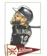 2019 Topps Big League Star Caricature Reproductions #SCR-CB Charlie Blackmon Roc - $1.49