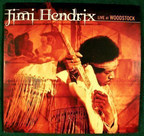 Audiophile  JIMI HENDRIX
