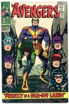 The Avengers #30 1966- Power Man- Marvel Comics VF- - $85.75