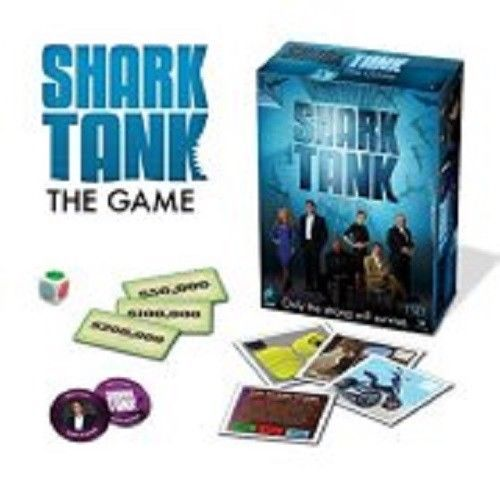 New Shark Tank The Game Are You In or Out?