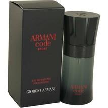 Giorgio Armani Armani Code Sport 1.7 Oz Eau De Toilette Spray image 2
