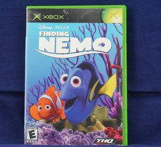 Finding Nemo Microsoft Xbox Video Game Complete  - $9.66