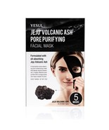 Yesul Jeju Volcanic Ask Pore Purifying Facial Mask, 5ct - €10,92 EUR