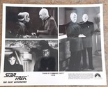 "Star Trek The Next Generation 8""x10"" publicity photo ""Chain of Command, #236"