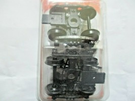 Kadee # 502 Bettendorf 50 Ton Metal Trucks With #148 Whisker Couplers 1 Pair (HO image 2
