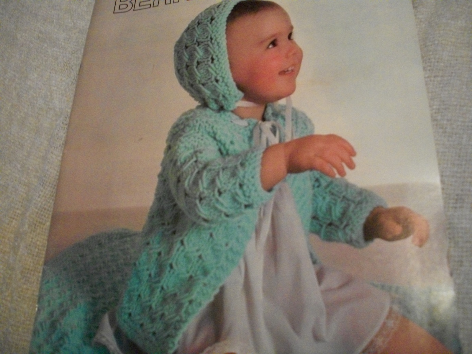 Primary image for Bernat Babies Knitting Patterns Book