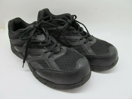 Wolverine W10750 Mens Black Safety Work Shoes ASTM F2413-11 Size 10.5 EW... - $47.53