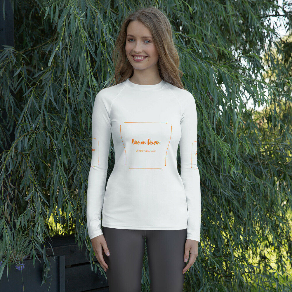 Primary image for Divas-N-Rides Women's Rash Guard