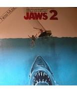 Jaws 2 Movie Soundtrack LP - $12.49