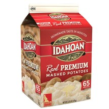 Idahoan Real Premium Mashed Potatoes 6.5 lbs 2 pak - $23.71