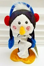 Dan Dee Collector's Choice Penguin Electric Plush Down/Up Sounds Flashin... - $13.81