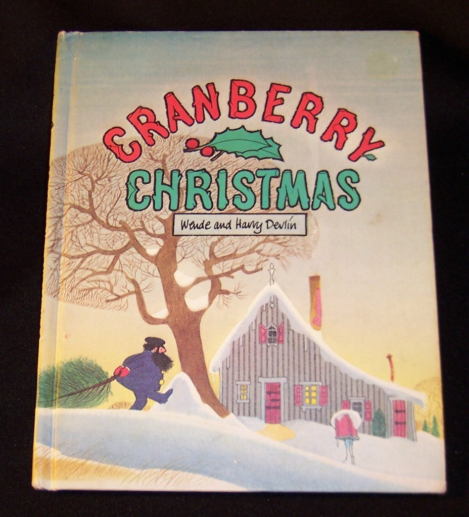 Primary image for Cranberry Christmas by Wende Harry  Devlin 1976 First Ed