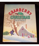 Cranberry Christmas by Wende Harry  Devlin 1976 First Ed - $32.99
