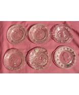 Lot of SIX (6) Vintage WESTMORELAND GLASS Decorative & Collectable CUP P... - $22.95