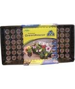 Seed Starter Kit Professional Seedling Starting 72 Peat Pot Dome Mini Gr... - $34.58