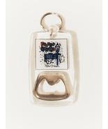 New, New Orleans French Quarter Souvenir Hard Plastic Keychain Bottle Op... - $4.88