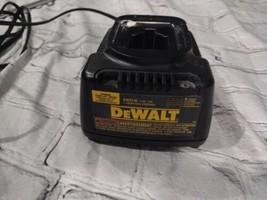 DEWALT DW9116 7.2V - 14.4V NiCd BATTERY CHARGER c1 - $13.10