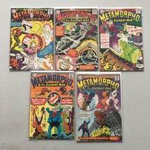 Lot of 9 Metamorpho (1965 1st Series) #1-10 Missing 3 Reader Lot - $133.65
