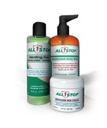 Ringworm Fungal Treatment Combo All Stop Jock Itch Ringworm Athlete's Fo... - $79.99
