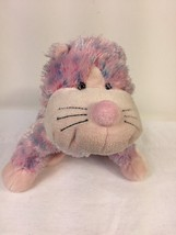 "Ganz Webkinz Bubblegum Cheeky Cat Plush Stuffed Animal Pink 8"" No Code  HM442 image 2"