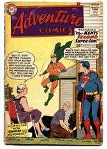 Adventure Comics #260 comic book First Silver Age Aquaman origin issue - $297.06