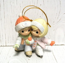 "Precious Moments Ornament ""Warmed By Your Love"" 710020 2006 - $24.70"