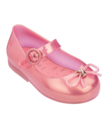 NWT Mini Melissa Baby Sweet Love Ballerina Light Pink Flower Pearl Sanda... - $52.00