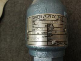 Mercer 91-17C51VA7C1 Safety Relief Valve New image 2